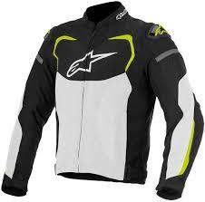 buy motorcycle waterproof boots alpinestars fastback wp waterproof textile jacket clothing jackets