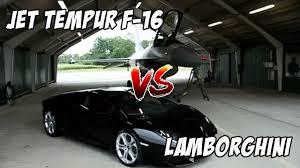 lamborghini jet plane drag lamborghini vs pesawat tempur jet youtube