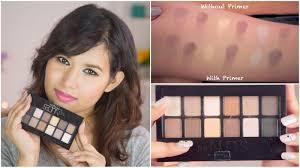maybelline the eyeshadow palette review sonal sagaraya