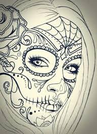 skull tattoo idea tattoo pinterest sugar skulls