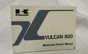 kawasaki owners manual vulcan 800 99920 1716 01 u2022 19 99 picclick