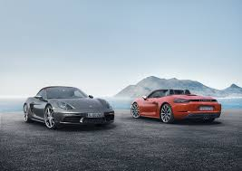 porsche car 2016 porsche records sales growth in the first half of 2016