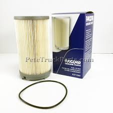 paccar truck parts filter fuel water paccar k37 1004 petetruckparts com