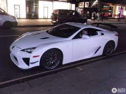lexus sport car lfa lexus lfa nürburgring edition 28 august 2016 autogespot