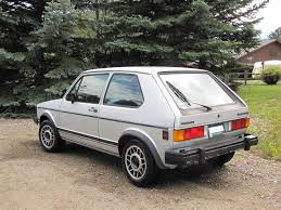 vintage volkswagen rabbit find of the day one owner 1984 volkswagen rabbit gti vwvortex
