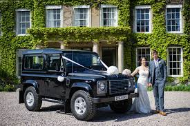vintage land rover discovery 3 wedding car land rover defender let u0027s get wed pinterest