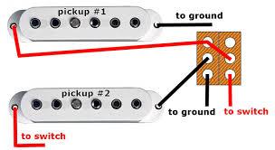 3 mods for 3 guitars