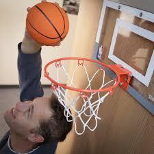 mini panier de basket de bureau mini panier de basket nba slam jam board