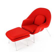 chaise saarinen eero saarinen womb chair and ottoman replica from designer eero
