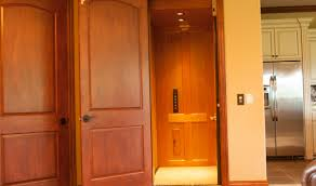 18 houses with elevators one stop for personal and