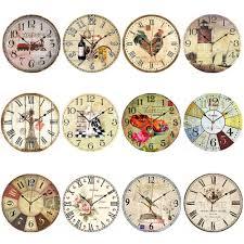 online buy wholesale clock vintage from china clock vintage