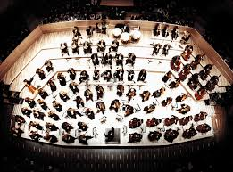 orchestra floor plan seating plans