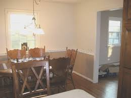 dining room view dining room chair rail home design furniture