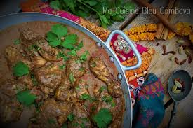 ma cuisine indienne murg vindaloo ou poulet vindaloo cuisine indienne ma cuisine
