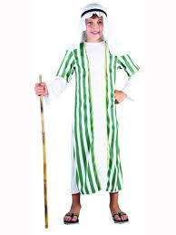 Sheik Halloween Costume Child Shepherd Fancy Dress Costume Christmas Xmas Nativity Arab