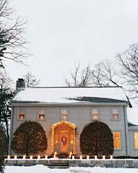 Candle Light Decoration At Home by Martha U0027s Holiday Decorating Ideas Martha Stewart
