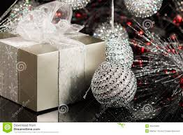 black background white christmas ornaments google search