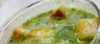 ortie cuisine gaspacho ortie menthe et crevettes cuisine sauvage