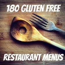 Wildfire Steakhouse Chicago Menu by 180 Gluten Free Restaurant Menus You Need To Know