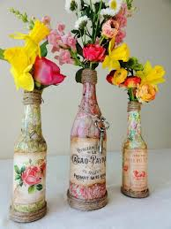 wine bottle centerpieces 20 creative wine bottle centerpieces 2017