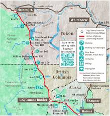 Map Of Canada And Alaska by Alaska Maps Of Cities Towns And Highways