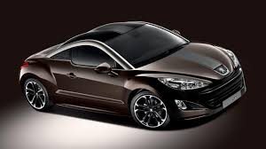 peugeot rcz 2012 peugeot rcz brownstone limited edition announced de