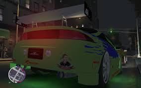 mitsubishi eclipse fast and furious gta gaming archive