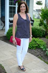 11 ways to wear white jeans this summer