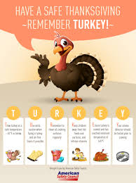 it s almost here thanksgiving and turkey safety tips health
