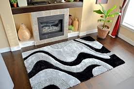 Purple And Black Area Rugs Furniture Modern Area Rugs Purple Gray Alluring Black And 22