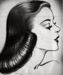 over 50s hairstyles page boy for women idda van munster 1950s pageboy hairstyle summer wind elegant