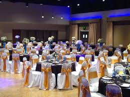 black and white chair covers banquet chair covers