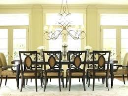 how high to hang chandelier over dining table hanging chandeliers over dining tables full image for proper height