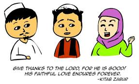 comic islam muslim thanksgiving image 4891748 by