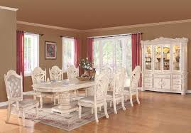 antique white dining table bethany dining table in antique style white w options