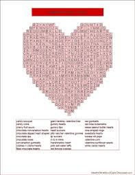 chocolate word search puzzles free brain benefits