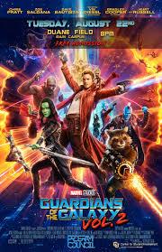 guardians of the galaxy vol 2 u2013 program council
