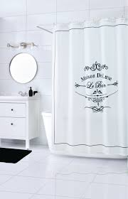 Walmart Canada Bathroom Curtains by Moda Maison Fabric Shower Curtain Walmart Canada