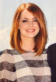 medium length haircuts for round faces and thick hair hairstyles