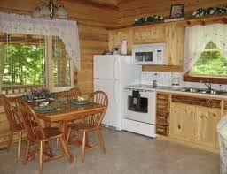 log cabin kitchen cabinets a simple approach for kitchen