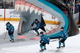 San Jose Sharks Flag Dallas Stars Comparing Traditional And Nontraditional Hockey