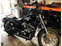 harley davidson sportster 883 hugger for sale used motorcycles