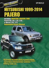 mitsubishi pajero 2000 to 2010 max ellery u0027s vehicle repair