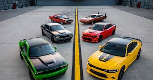mustang charger challenger camaro dodge revisits golden age of cars with 2017 challenger t a