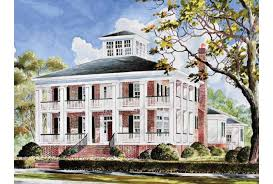 southern plantation house plans eplans plantation house plan smythe park house from the southern