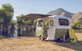 Retro Campers by Media Gallery Happier Camper