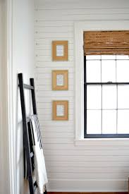 diy team bring dimension to walls with shiplap paneling life