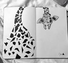 the 25 best giraffe drawing ideas on pinterest cute giraffe