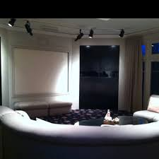 Projector Media Room - 974 best home theater rooms images on pinterest movie rooms