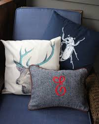 outdoor halloween pillows decorate outdoors this fall with pillows and throws hgtv u0027s